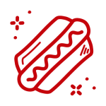 bratwurst illustration