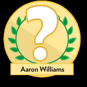 Trivia award winner graphic: Aaron Williams