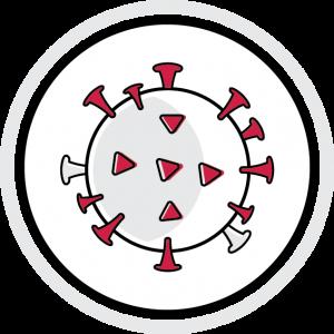 illustration: viral cell