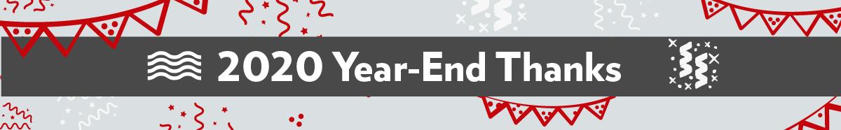 "illustration: ""2020 Year-End Thanks"""