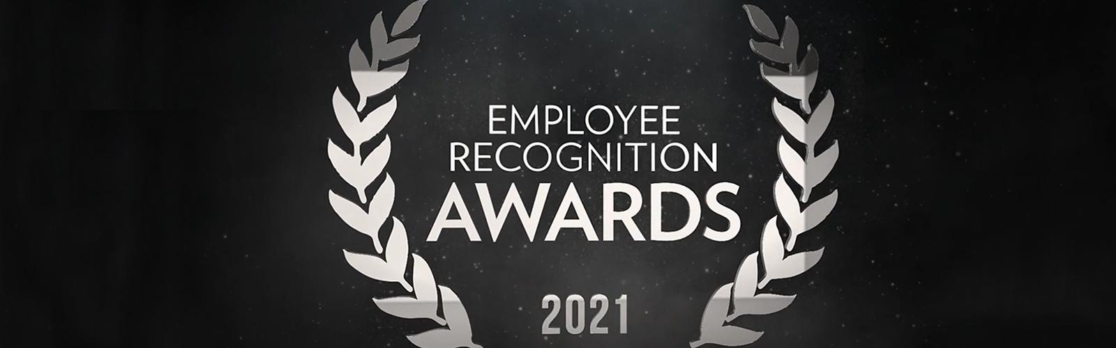 Award introduction slide
